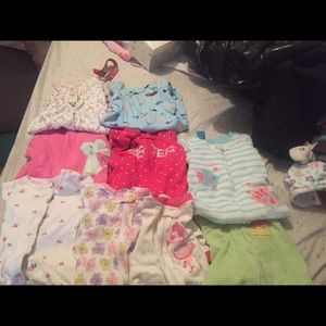 Other - Baby girl winter clothes